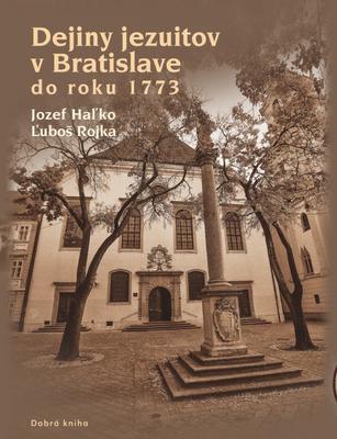 Obrázok Dejiny jezuitov v Bratislave do roku 1773