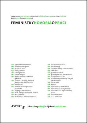 Obrázok Feministky hovoria o práci