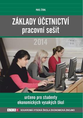 Obrázok Základy účetnictví - pracovní sešit 2014