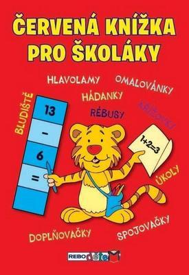 Obrázok Červená knížka pro školáky