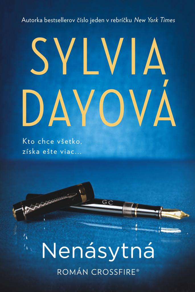 Nenásytná - Sylvia Day