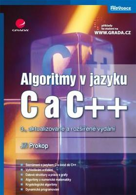 Obrázok Algoritmy v jazyku C a C++