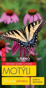 Obrázok Motýli Průvodce přírodou