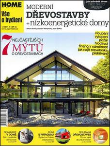 Obrázok Moderní dřevostavby + nízkoenergetické domy