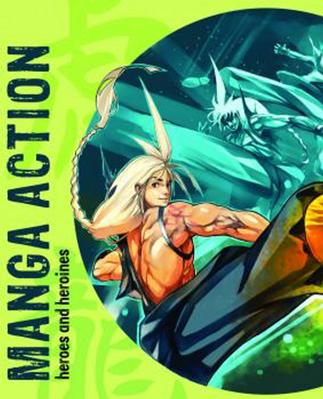 Obrázok Manga Action Heroes and Heroines