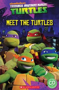 Obrázok Ninja Turtles Meet the turtles!