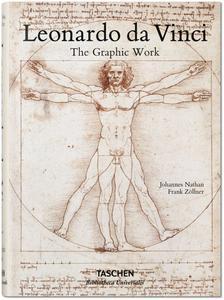 Obrázok Leonardo da Vinci The Graphic Work