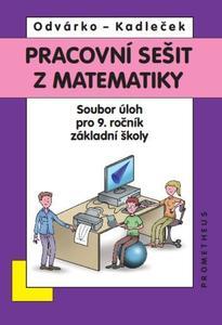 Obrázok Pracovní sešit z matematiky
