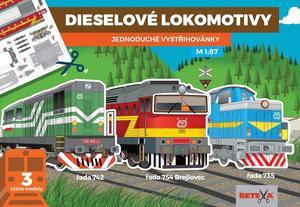Obrázok Dieselové lokomotivy