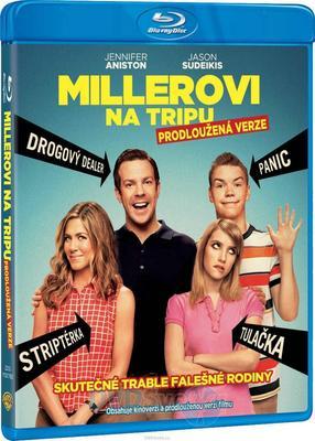 Obrázok Millerovi na tripu (Blu-ray)