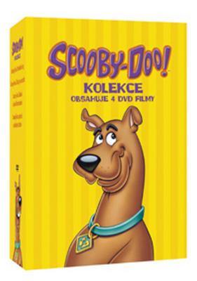 Obrázok Scooby-Doo! Kolekce 4 DVD