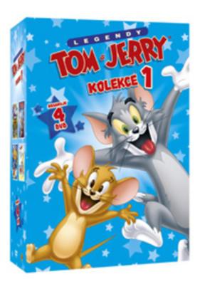 Obrázok Tom a Jerry Kolekce 1