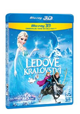 Obrázok Ledové království (2 Blu-ray 3D+2D)
