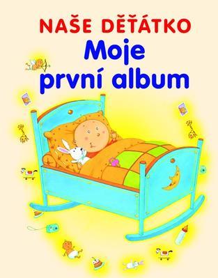 Obrázok Naše děťátko Moje první album