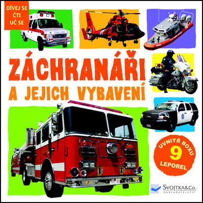 Obrázok Záchranáři a  jejich vybavení