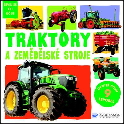 Obrázok Traktory a zemědělské stroje
