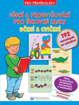 Obrázok Učení a procvičování pro šikovné kluky