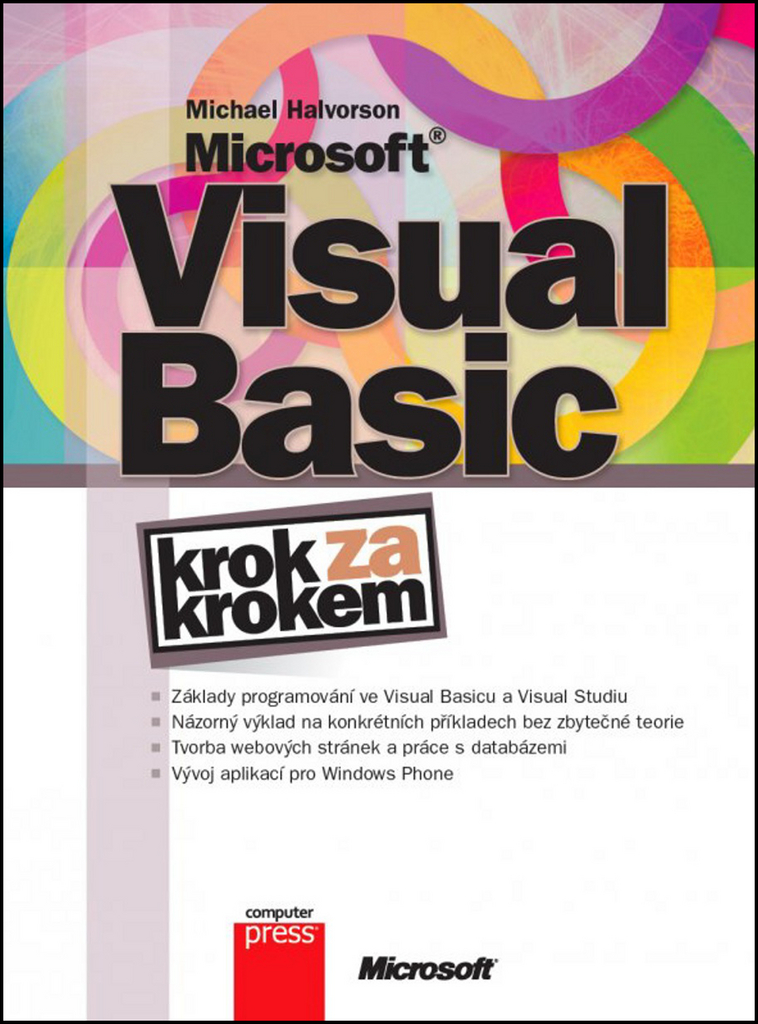 Microsoft Visual Basic - Michael Halvorson