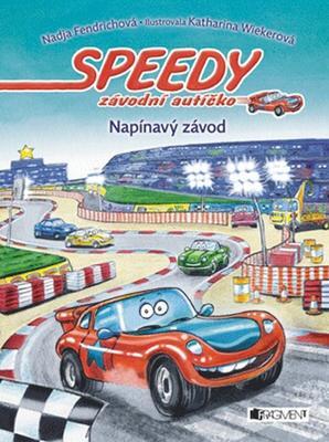 Obrázok Speedy závodní autíčko Napínavý závod