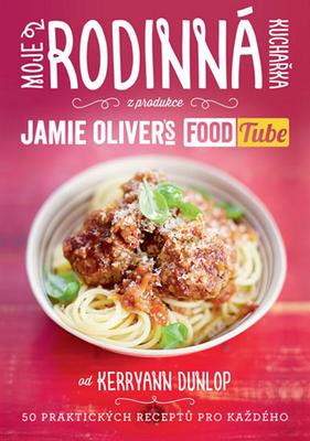 Obrázok Moje rodinná kuchařka (z produkce Jamie Oliver`s FOOD Tube)