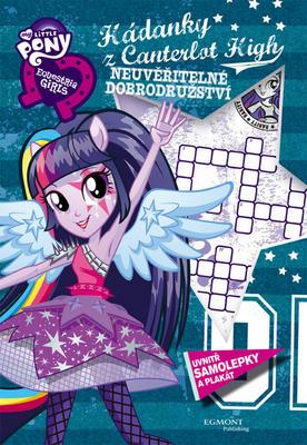 Obrázok My Little Pony Hádanky z Canterlot High Neuvěřitelné dobrodružství