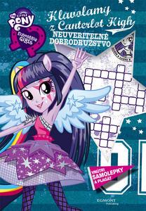 Obrázok My Little Pony Hlavolamy  z Canterlot High Neuveriteľné dobrodružstvo