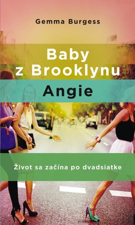 Baby z Brooklynu - Gemma Burgess
