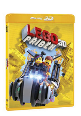Obrázok Lego příběh (2 Blu-ray 3D+2D)