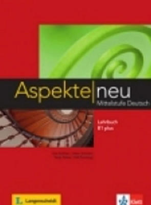 Obrázok Aspekte neu B1+ Lehrbuch