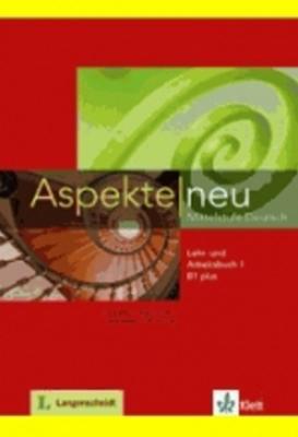 Obrázok Aspekte neu B1+ Lehrbuch + DVD