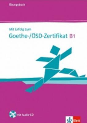 Obrázok Mit Erfolg zum Goethe ÖSD Zertifikat B1