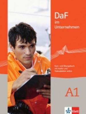 Obrázok DaF im Unternehmen A1 Kurs/Übungsbuch