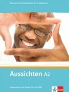 Obrázok Aussichten A2 AB+CD+DVD