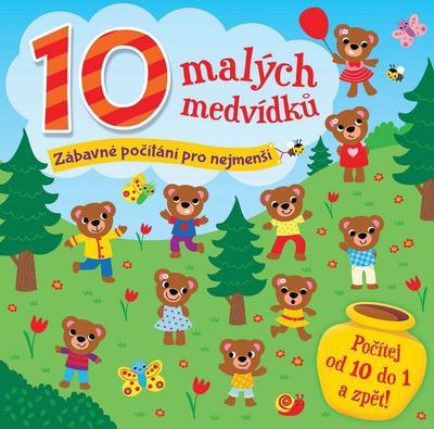 Obrázok 10 malých medvídků