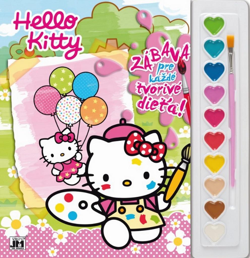 Hello Kitty Zábava pre každé tvorivé dieťa!