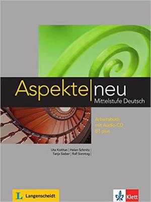 Obrázok Aspekte neu B1+ Arbeitsbuch, CD