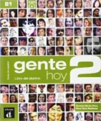 Obrázok Gente Hoy 2 - Libro del alumno + CD (CD Audio)