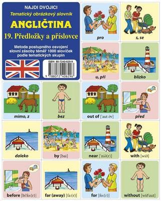 Obrázok Angličtina 19. Předložky a příslovce