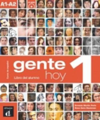 Obrázok Gente Hoy 1 – Libro del alumno + CD