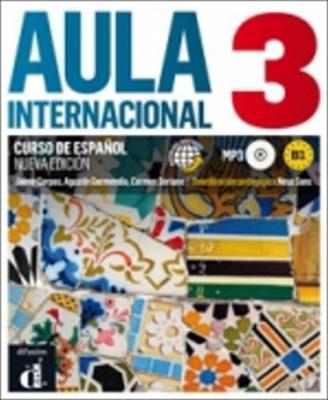 Obrázok Aula internacional 3 (B1) – Libro del alumno + CD (MP3)