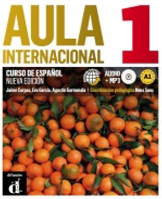 Obrázok Aula Internacional 1 (A1) – Libro del al. + CD
