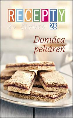 Obrázok Recepty zo života 28 Domáca pekáreň