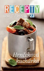 Obrázok Recepty zo života 23 Hrnčeková kuchárka