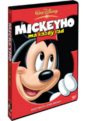 Obrázok Mickeyho má každý rád