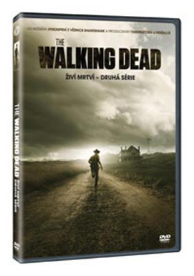 Obrázok Živí mrtví 2. série 4DVD