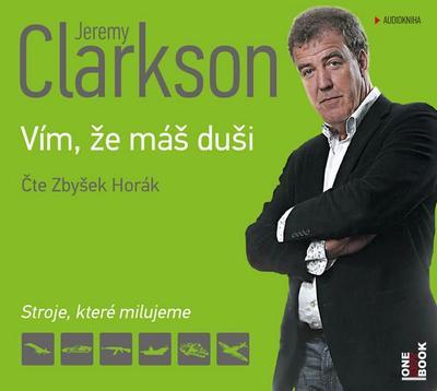 Obrázok Jeremy Clarkson Vím, že máš duši