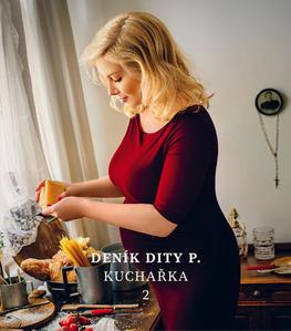 Obrázok Deník Dity P. Kuchařka 2