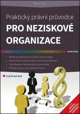 Obrázok Praktický právní průvodce pro neziskové organizace