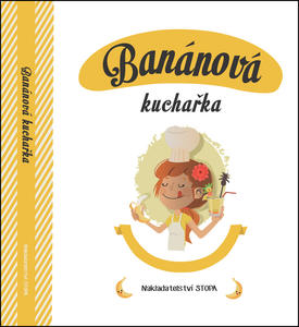 Obrázok Banánová kuchařka
