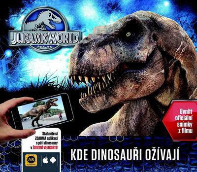Obrázok Jurský svět Kde dinosauři ožívají